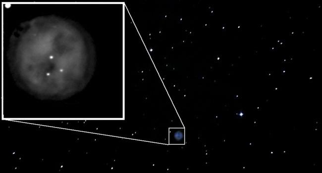 Messier 97 – der Eulennebel