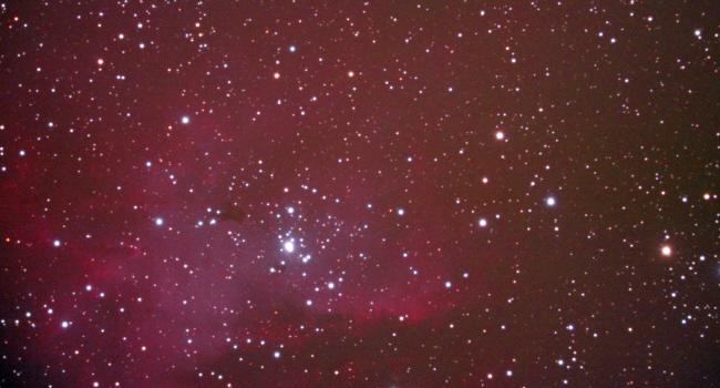 Gasnebel NGC 281