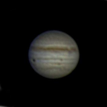 Jupiter mit neuem SEB