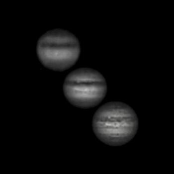 Jupiter in UV und IR