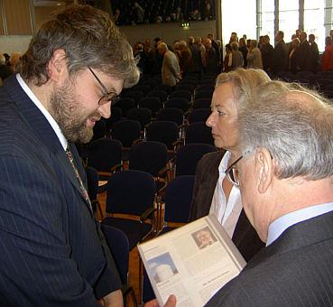 Treffen mit Lothar Späth