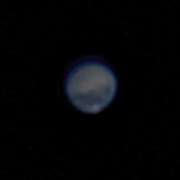 Marsatmosphäre beobachtet
