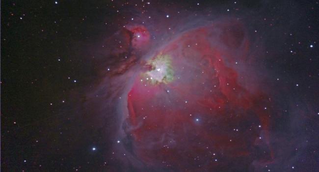 First Light für neuen 10″ Astrograph
