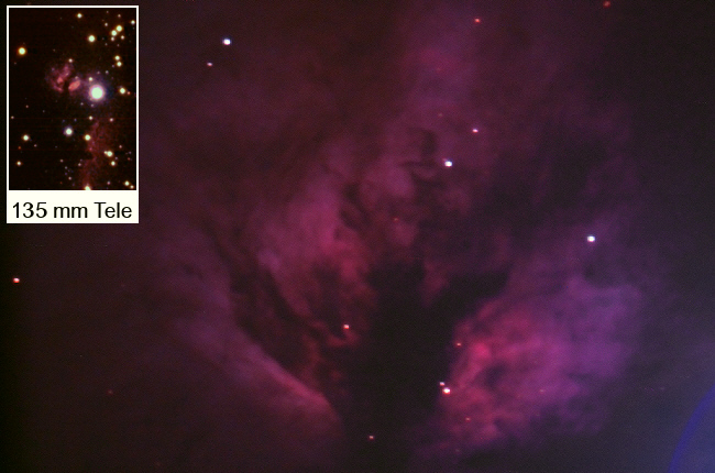 Flammennebel NGC 2024