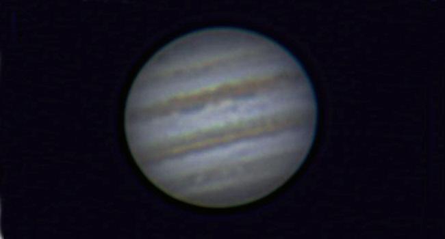 Jupiter nahe der Opposition