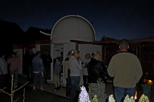 Astronomietag großer Erfolg