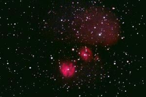 IC 2162 Sternwarte Huchenfeld