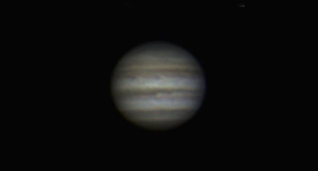 Jupiter im April