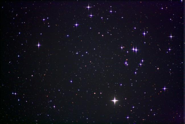 Hyaden – ein naher Sternhaufen