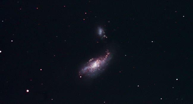 NGC 4490 – Arp 269