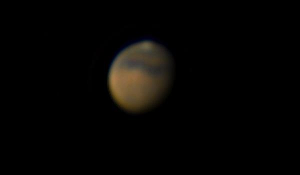 Abschied von Mars