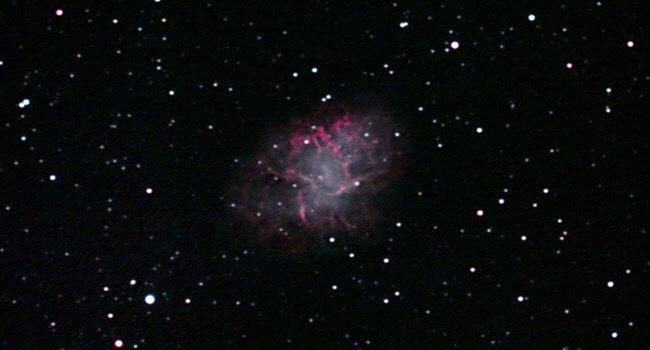 Supernova-Überrest Messier 1