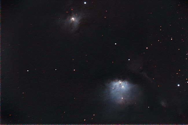 Sternentstehungsgebiet Messier 78