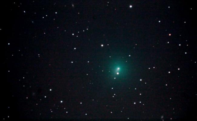 Komet Atlas C/2019 Y4 beobachtet