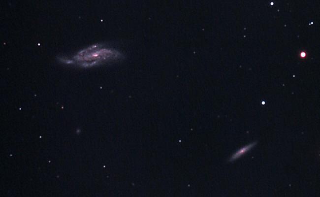 NGC 4088 – eine spannende Galaxie!