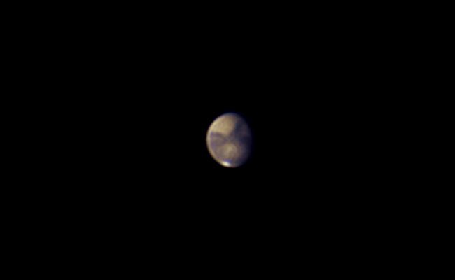 Mars nähert sich der Opposition