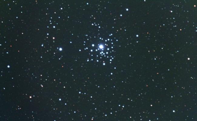 Tau Canis Majoris Sternhaufen NGC 2392